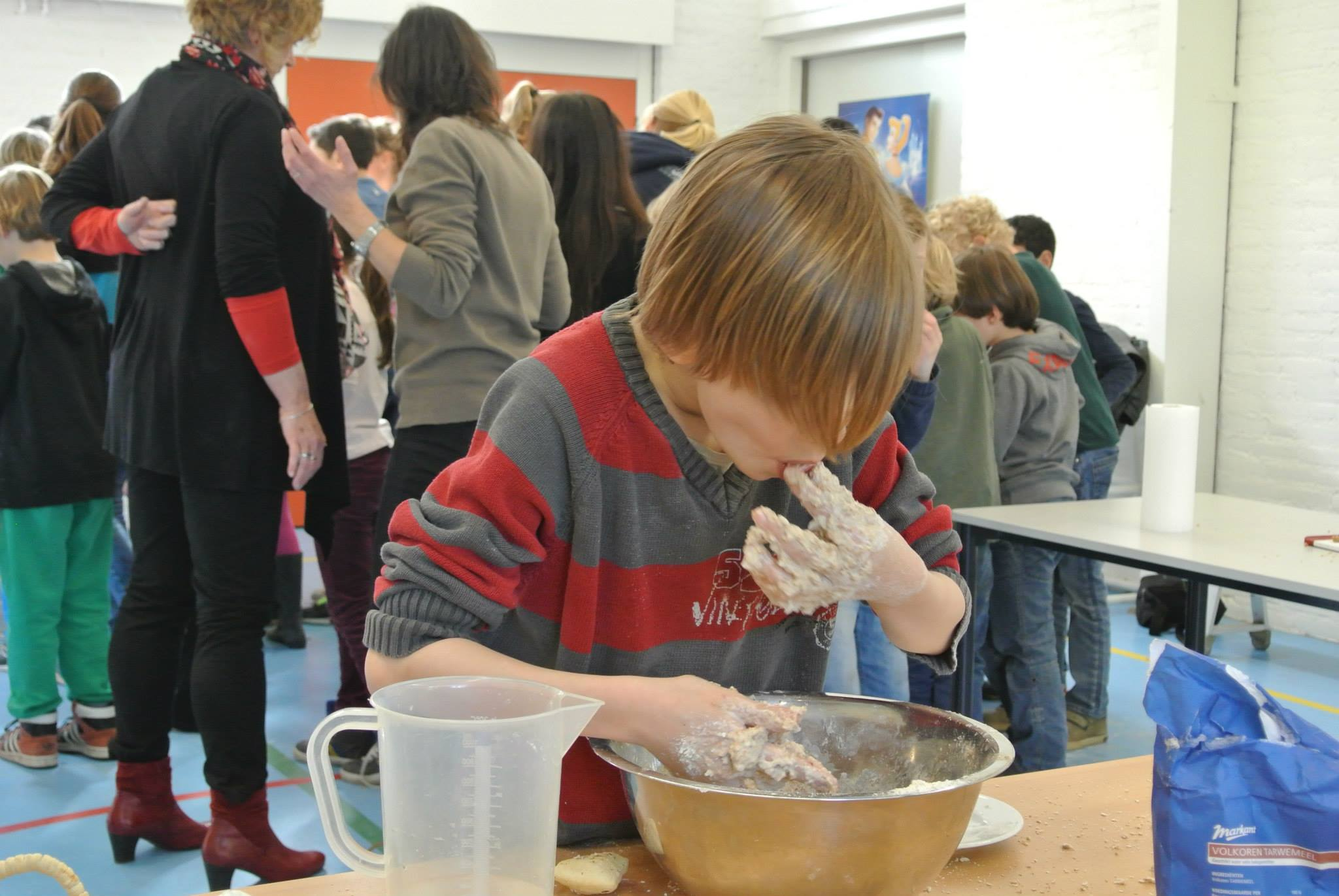 """Workshop """"De Kunst van het Brood""""…"""