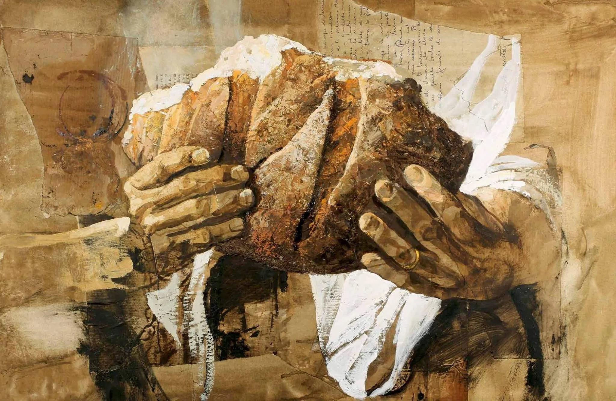 We leven voor brood…